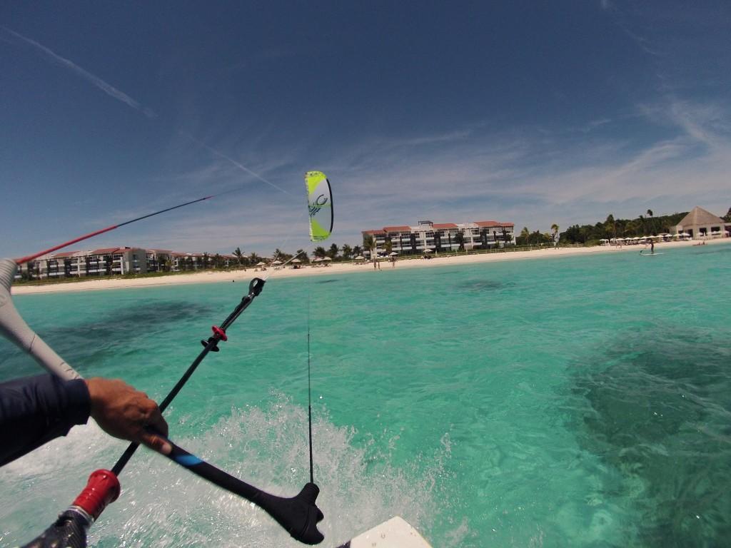 playa-del-carmen-kitesurfing