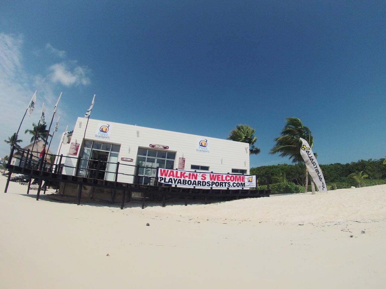 Playa-del-Carmen-Kiteboarding-Lessons